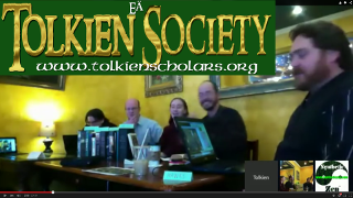 Reminder: Eä Tolkien Society Meeting & Broadcast June 16, 2018 1:00 pm Pacific Time
