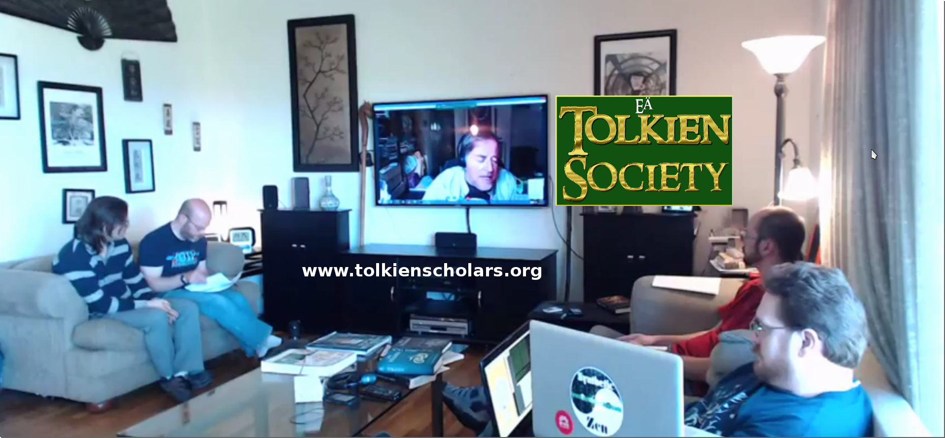 Reminder: Eä Tolkien Society August 20, 2016 Meeting, 1-3 pm (Pacific Time)