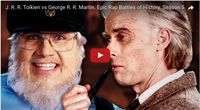 Some Silliness: Tolkien vs. Martin - Rap Battle