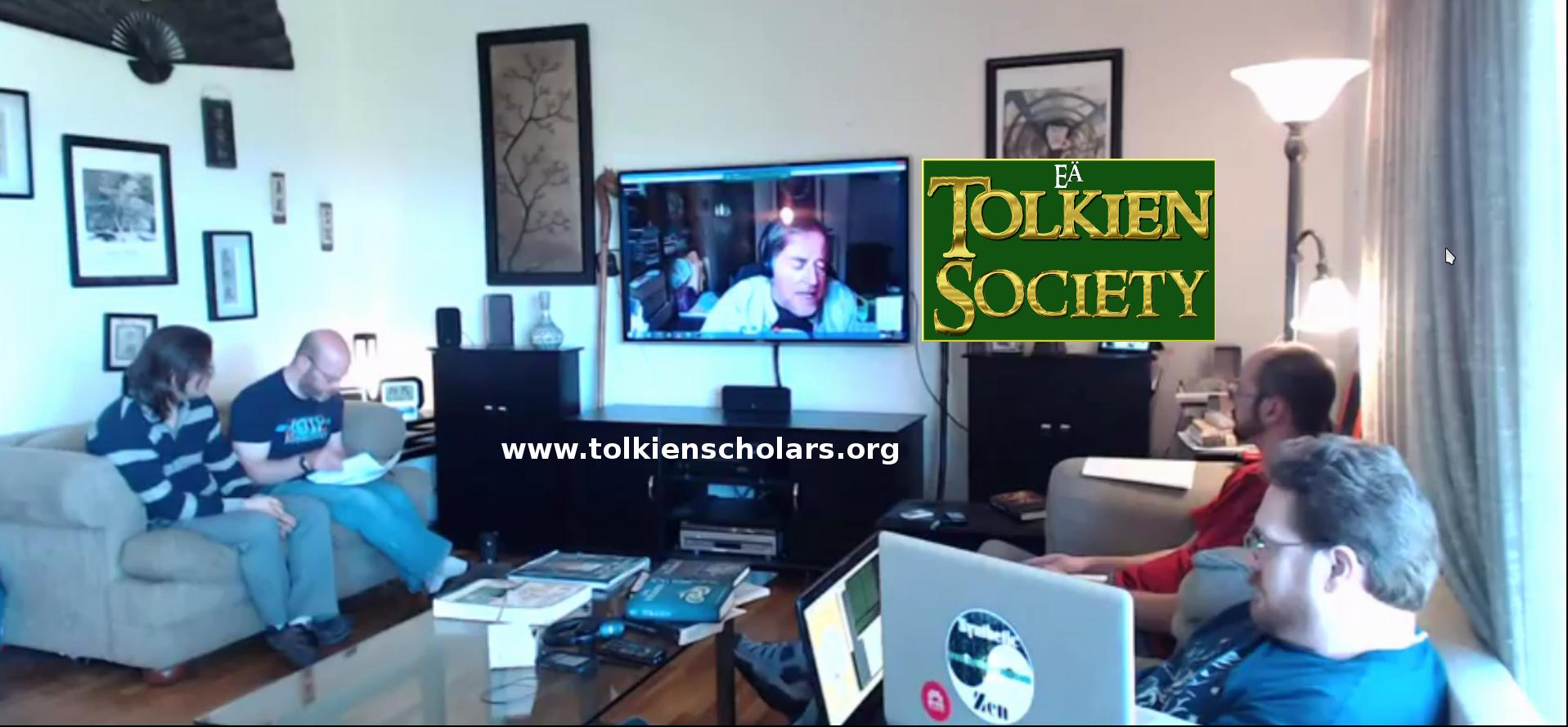 Eä Tolkien Society Meeting Notes June 2016